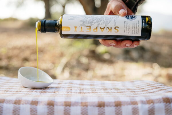 greek olive oil photography